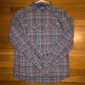 Columbia Omni-Shade Button Up
